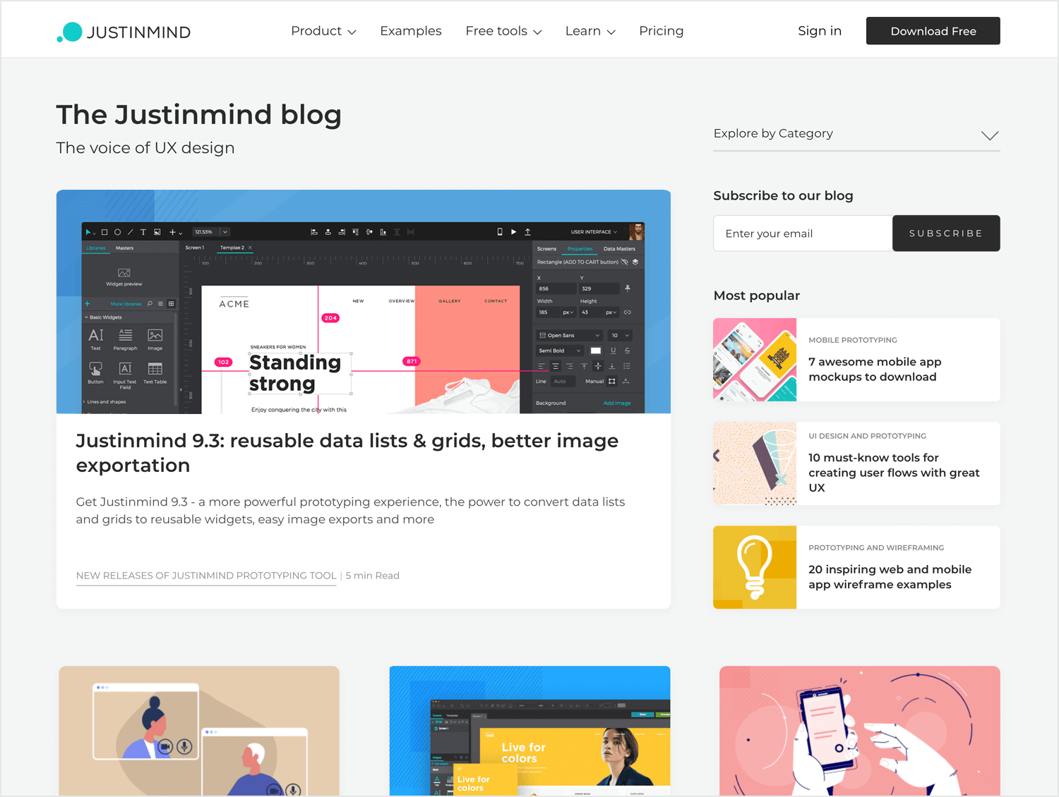 20 Best Ux Design Blogs Justinmind