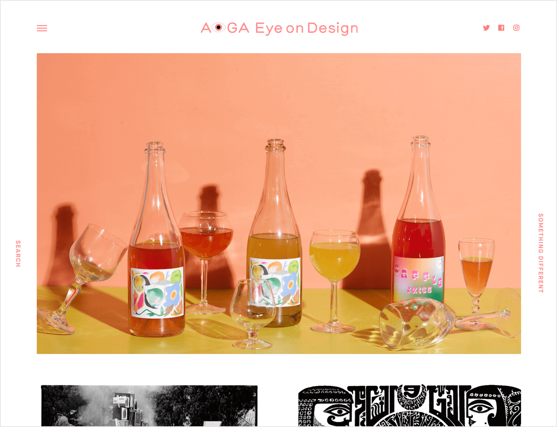eye on design as web blog for designers