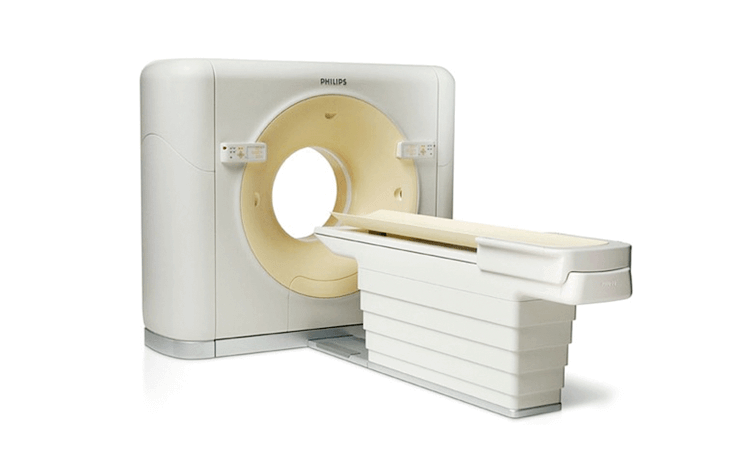 Philips Research - 40-slice CT Scanner machine