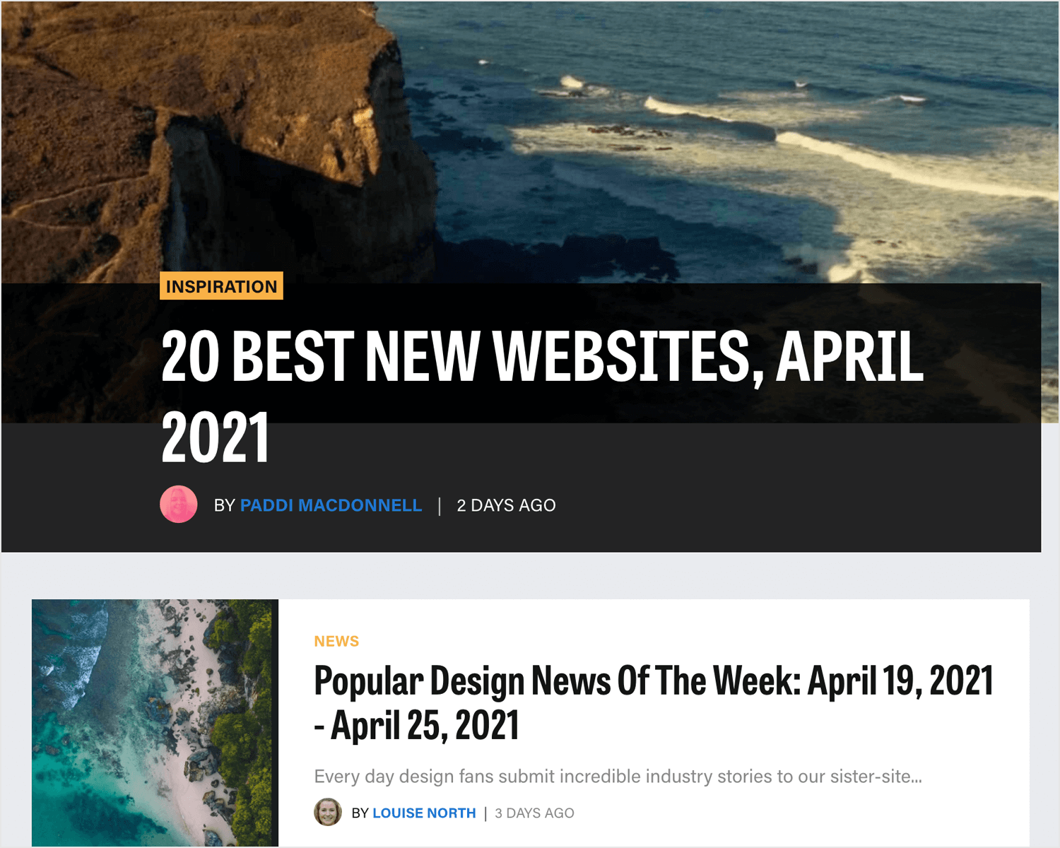 web designer depot as one of the best ux blogs