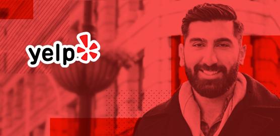Yelp Product Manager Taron Ghazaryan