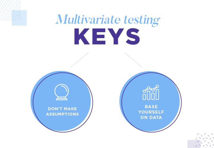 key ideas from multivariate tests