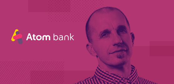 prototyping for banking UX with atom bank