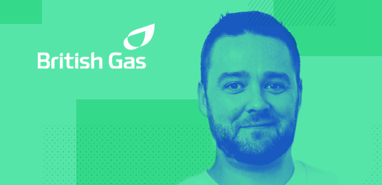 wireframing and ux at british gas