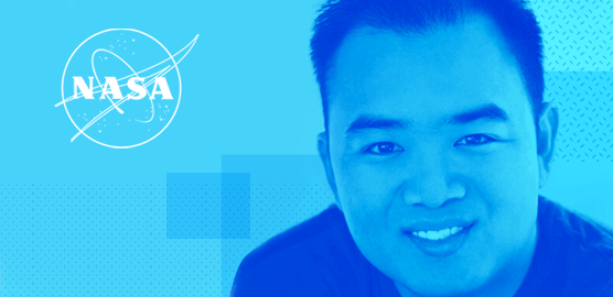 NASA Interaction Designer Ron Kim