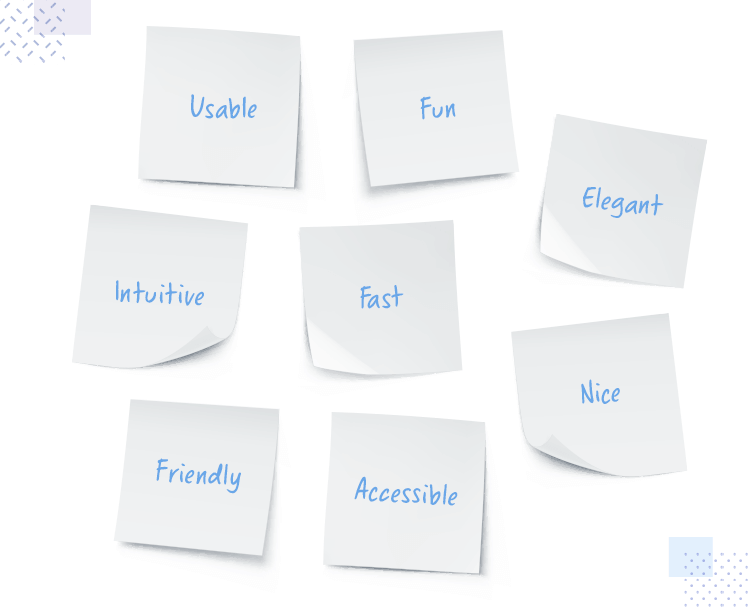 reaction cards for user testing