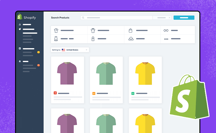 Shopify UI kit