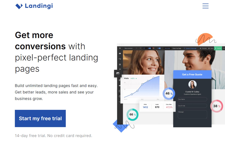 landingi as a trustworthy ab testing tool