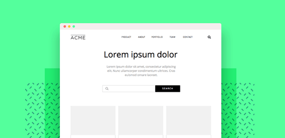 Learn website wireframe design for great UX