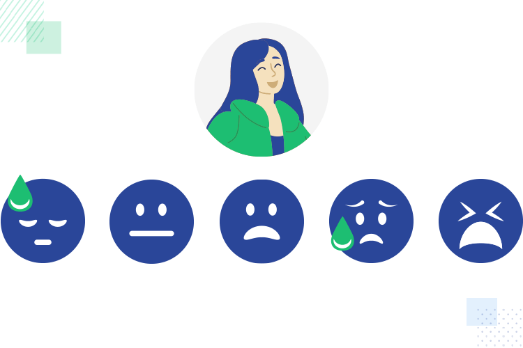 Machine learning with SurveyMonkey's data - working with the user's emotions