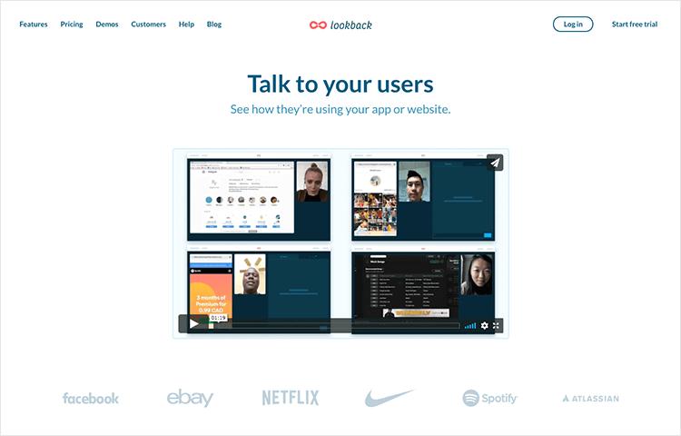 lookback as a mobile usability testing tool