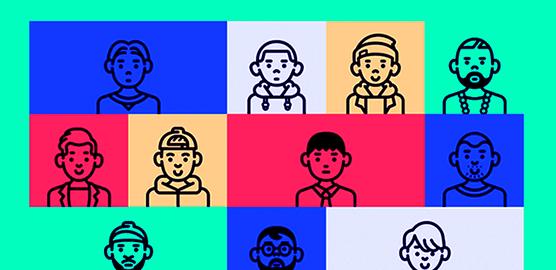 Templates to design realistic user personas