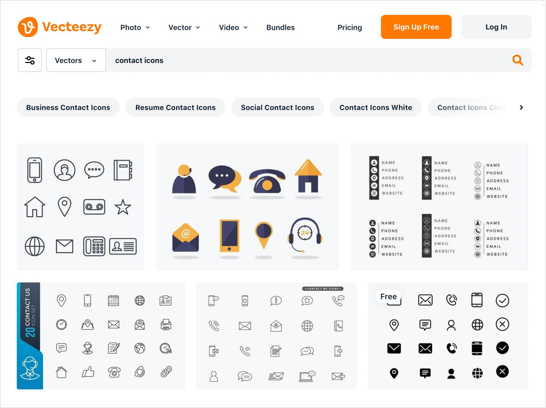 Free vector images - Vecteezy homepage