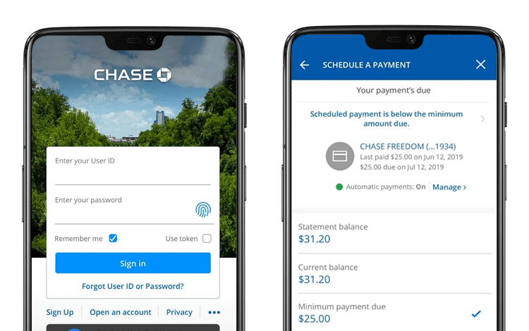 example of complex banking ui that would benefit from skeuomorphism