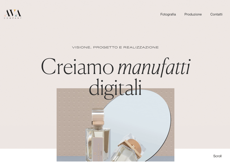 Website backgrounds - Ava Company