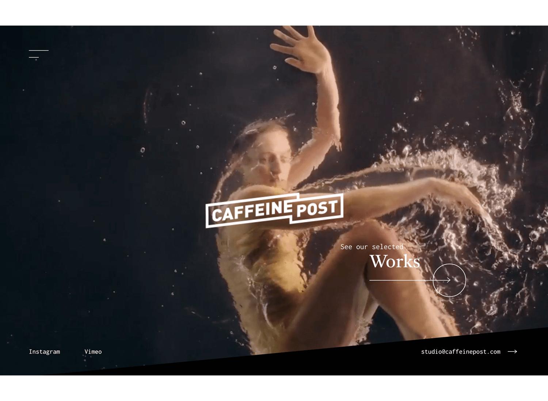 Website backgrounds - Caffeine Post