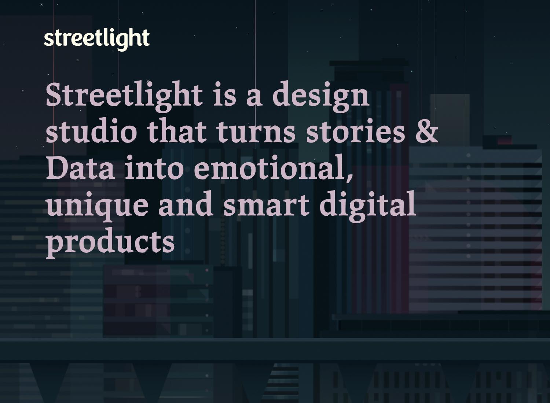 Website backgrounds - Streetlight Studio