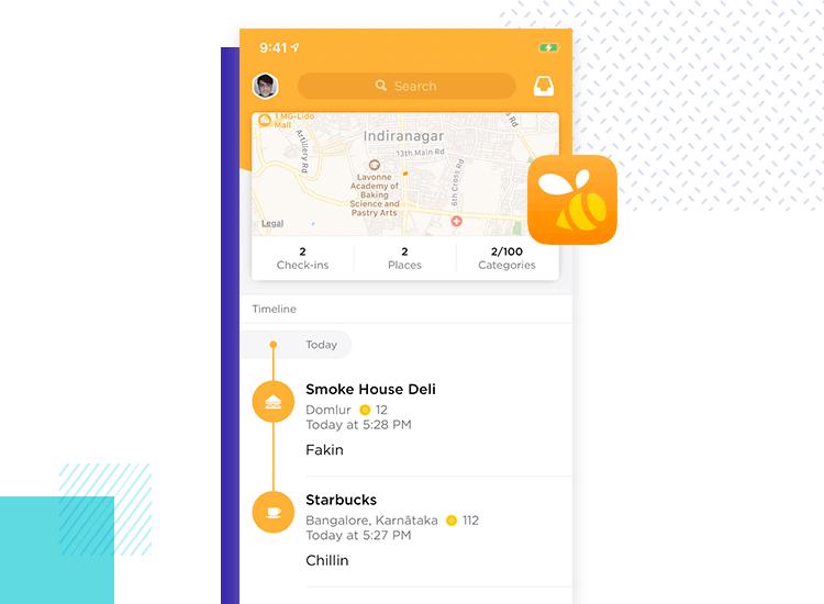 App interaction - Swarm