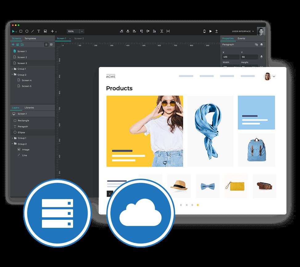 Justinmind plugin: JIRA cloud or self hosted