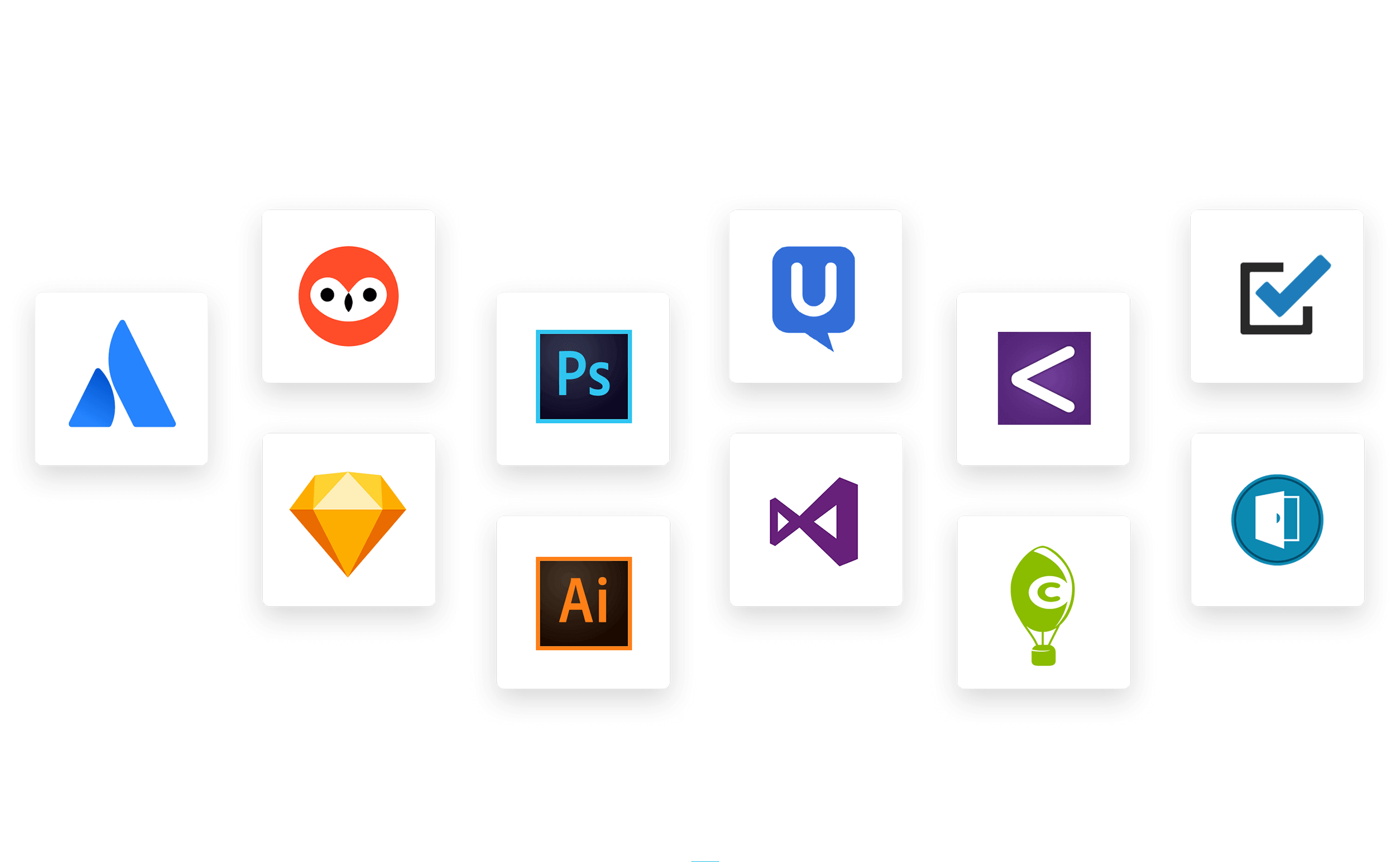 Integrations for prototyping with Justinmind