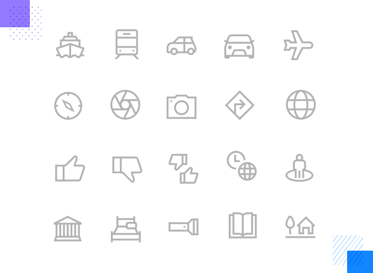 example of windows 10 icons