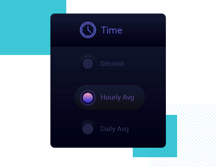 mobile radio button example