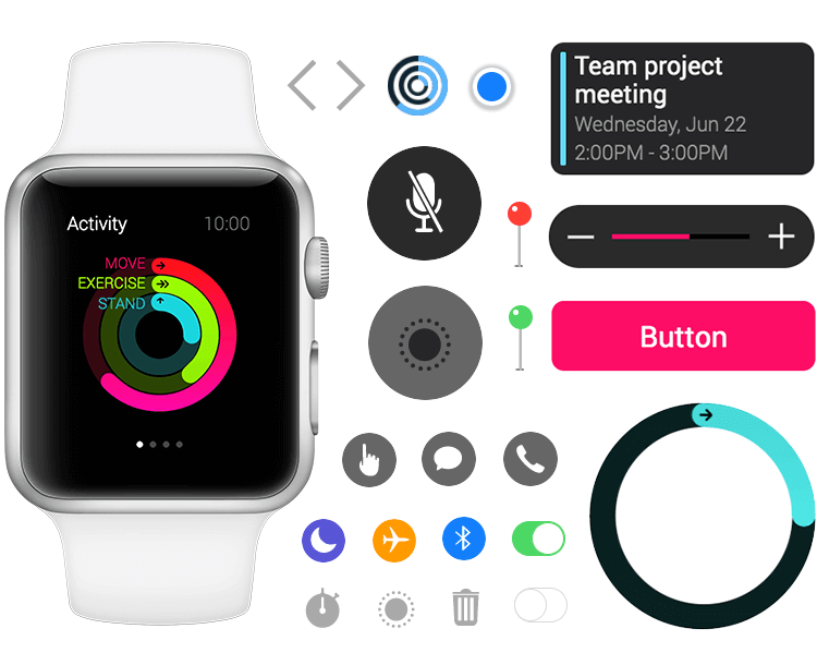 Watch is the apple watch OS