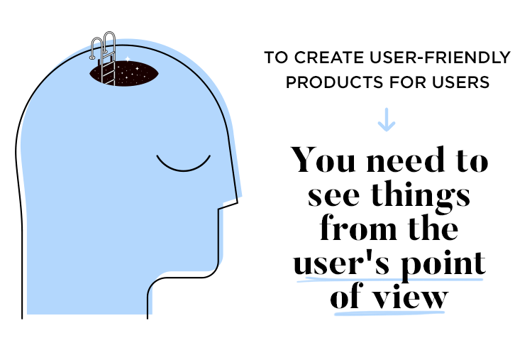 Mental models in UI-UX design - climb inside the user's mind