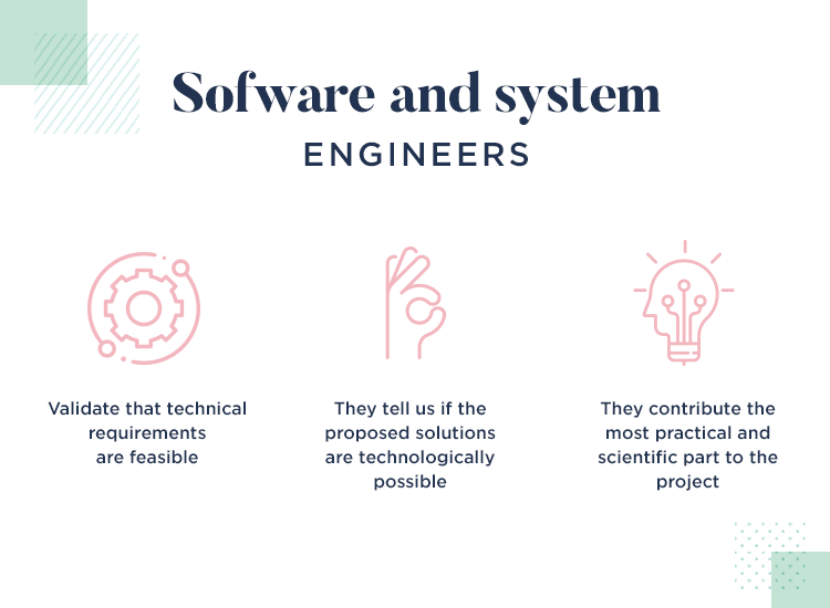 the role of engineers and developers in requirements gathering