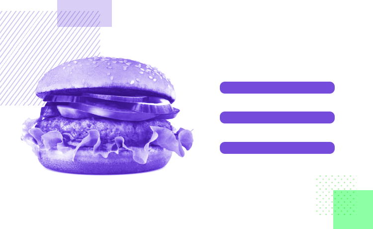 Hamburger menu design - icon and overflow menu a mental model