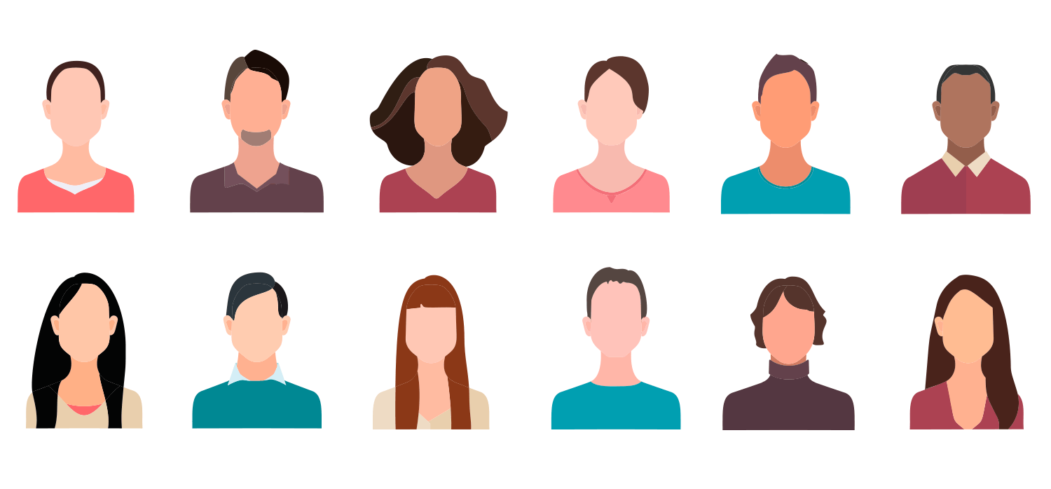 Create one persona, design for many people - Justinmind
