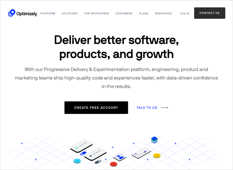 UX tools - Optimizely