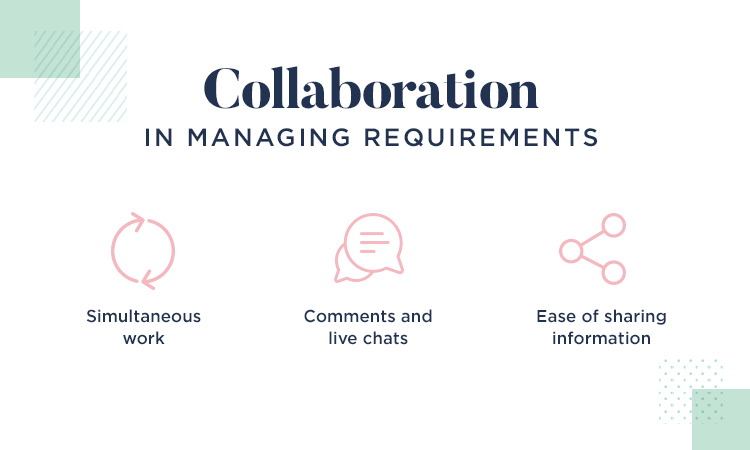 focus on boosting collaboration in managing requirements