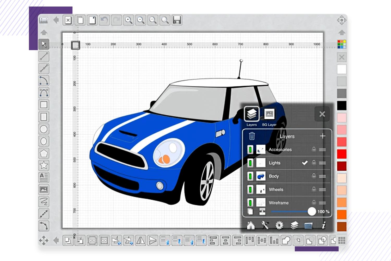 iDesign - SVG Editors - Justinmind