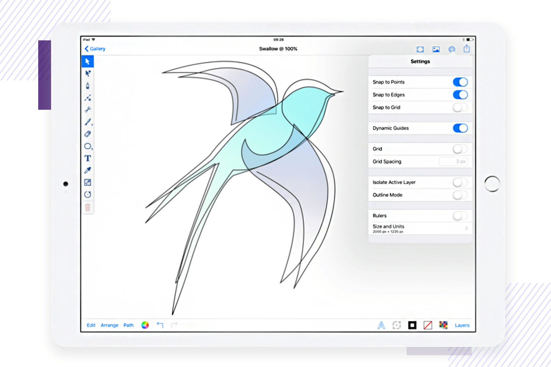 Inkpad - SVG Editors - Justinmind