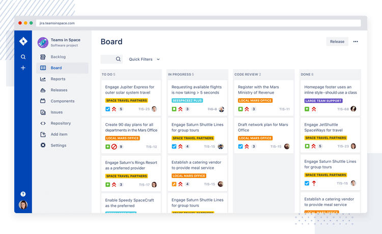 jira as an agile requirements tool