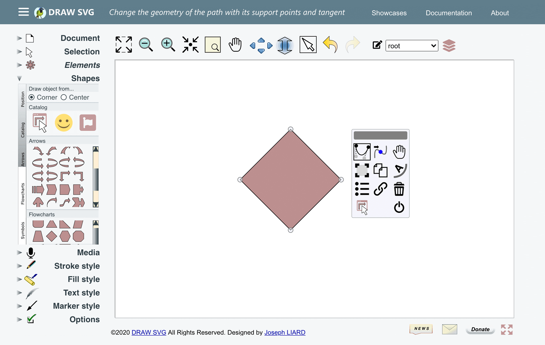 SVG editors - Draw SVG - Justinmind