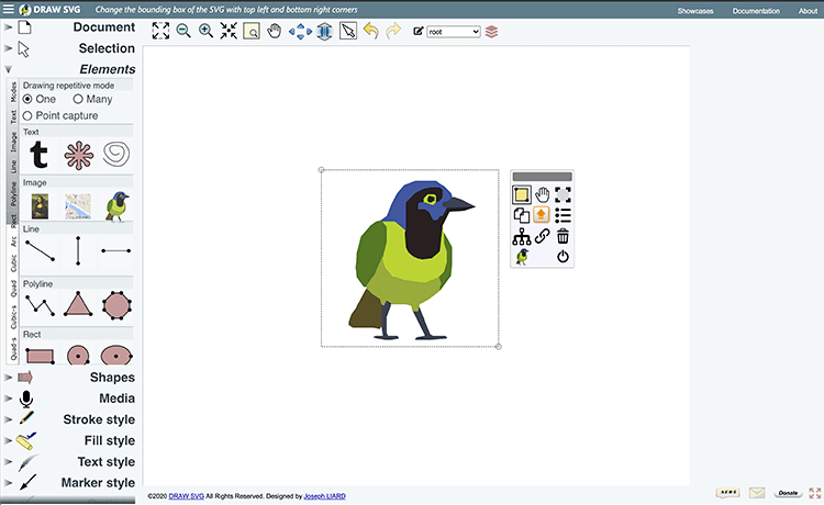 SVG editors - Draw SVG - Justinmind