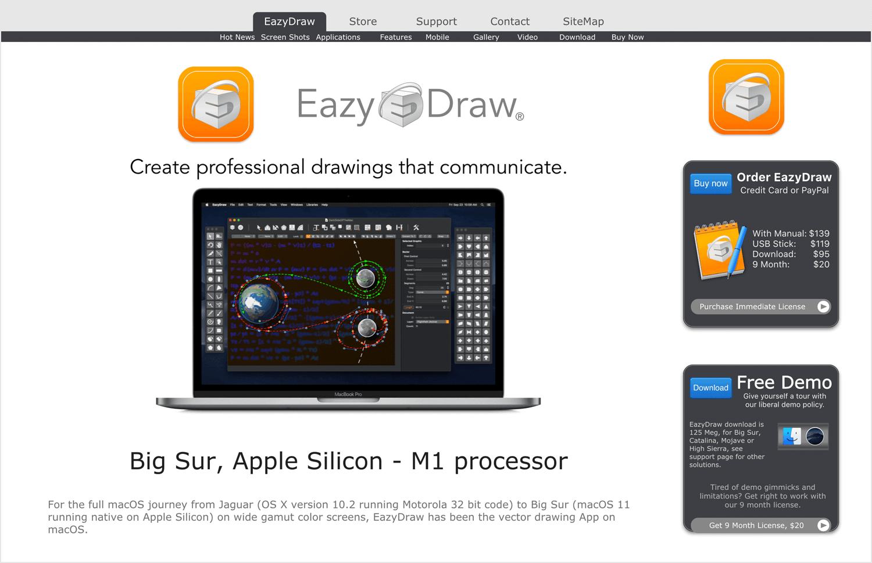 SVG editors - EasyDraw - Justinmind