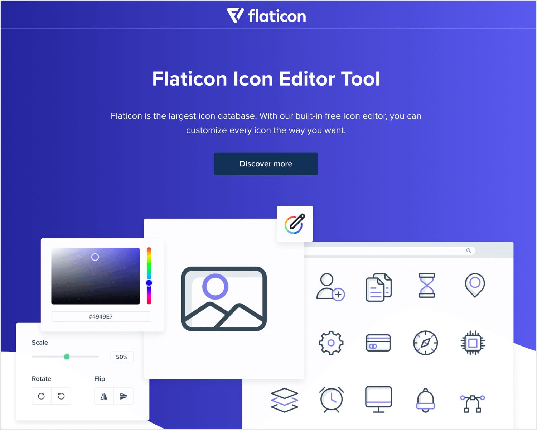 SVG editors - Flaticon - Justinmind