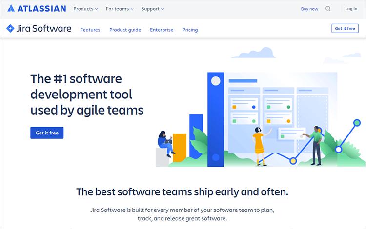 Agile tools - Atlassian JIRA