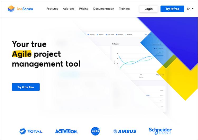 Agile tools - Icescrum