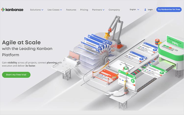 Agile tools - Kanbanize