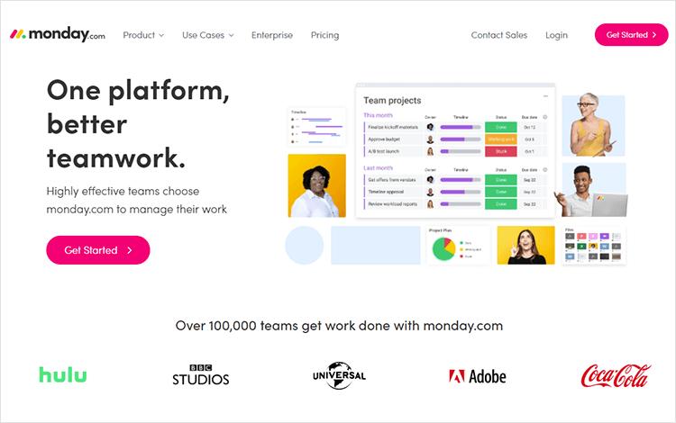 Agile tools - Monday.com