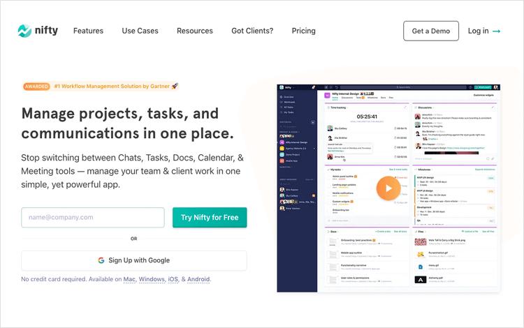Agile tools - Nifty