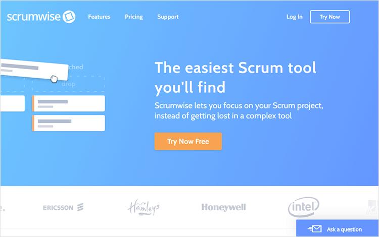 Agile tools - Scrumwise