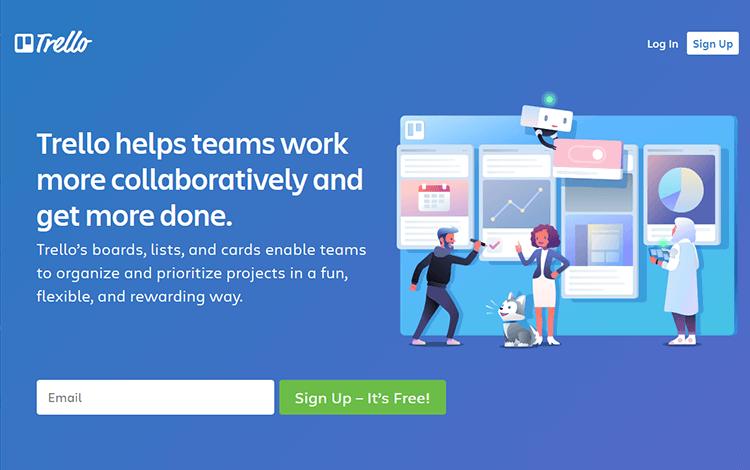 Agile tools - Trello