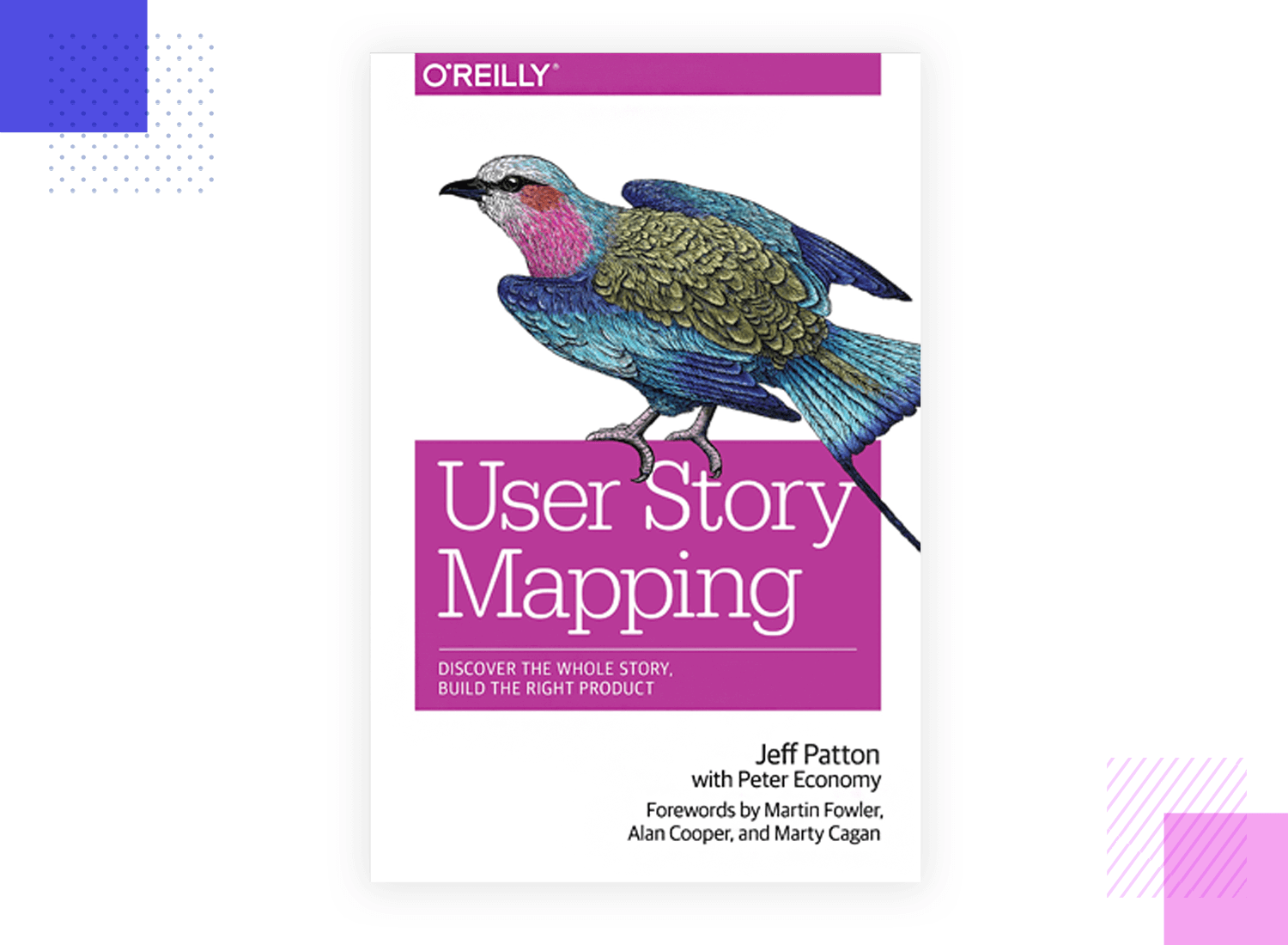 User story mapping - book by Jeff Patton