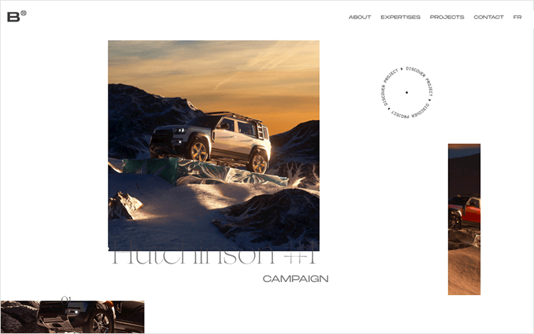 White space design - Blackballoon Creative Agency