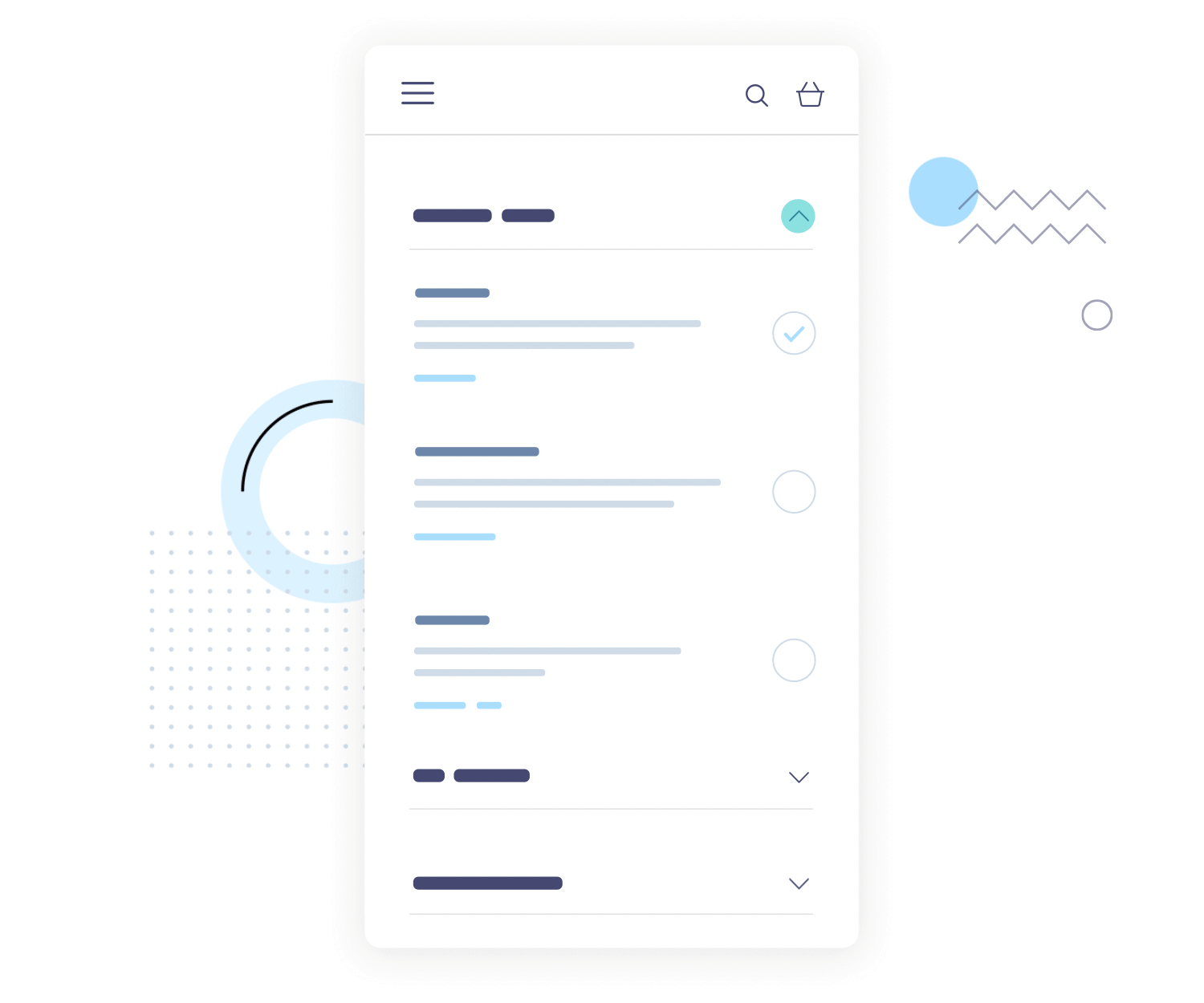 Create mobile app interactions with dynamic panels - Justinmind